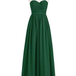 Azazie Bridesmaid Dress - size 4